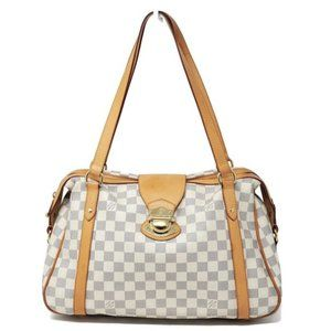 Louis Vuitton Stresa PM Damier Azur Shoulder Bag
